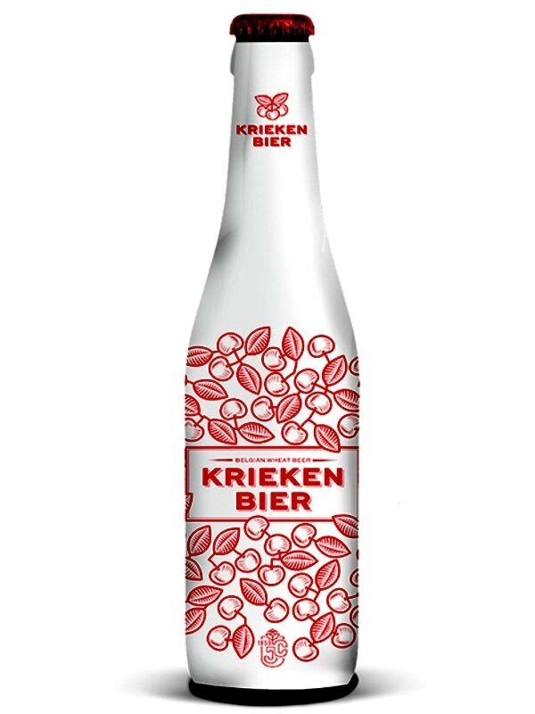 Kriekenbier Belgian Wheat Beer
