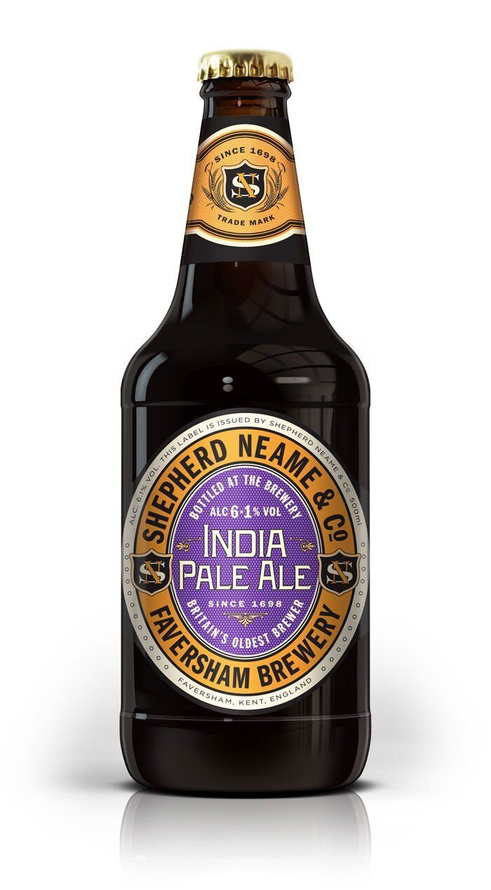 IPA (Indian Pale Ale)
