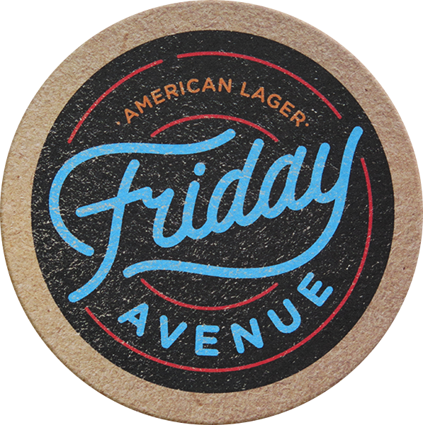 Friday Avenue American Lager (22л.)